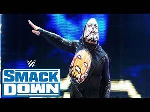 "Jeff Hardy Returns with ""No More Words"" (SmackDown) March 6, 2020"