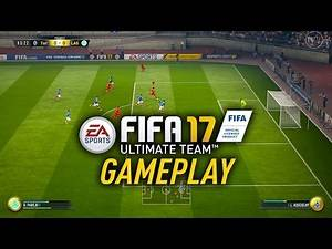 FIFA 17 ULTIMATE TEAM GAMEPLAY!