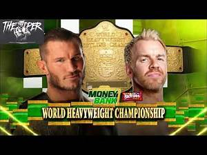WWE Money In The Bank 2011 Full Match Card