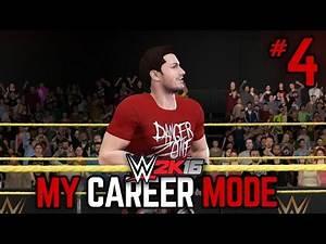 """WWE 2K16 My Career Mode - Ep. 4 - """"DANGER'S REVENGE!"""" [WWE MyCareer PS4/XBOX ONE/NEXT GEN Part 4]"""