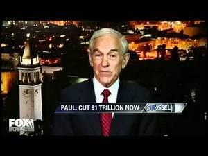 Ron Paul Updates John Stossel on campaign 2012.