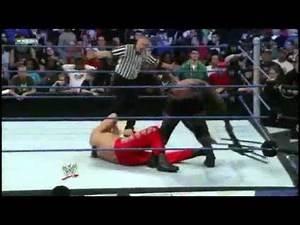 WWE Smackdown 9/30/11 Mark Henry destroys The Great Khali