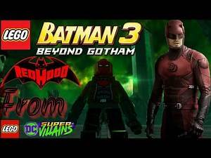 Red Hood (LEGO DC Super Villains) - LEGO Batman 3: Beyond Gotham MOD