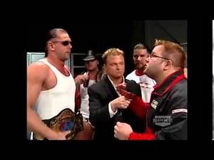 Jeremy Borash Backstage Interview With America's Most Wanted and Team Canada