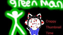 Undertale 3d boss battles Green Man And how to get to him