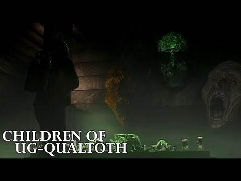 CHILDREN OF UG-QUALTOTH | Fallout 4 Mods