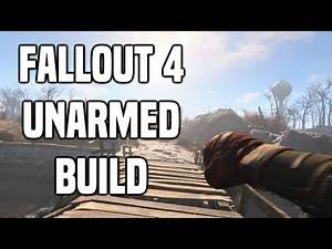 Fallout 4 Builds - The Lucky Hitter - Best Unarmed Brawler / Fighter / Boxer Build
