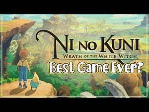 Ni No Kuni: Most Beautiful Game Ever Made?!