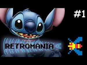 RETROMANIA | LILO AND STITCH #1