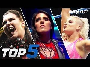Top 5 Must-See Moments from IMPACT Wrestling for Sep 20, 2019 | IMPACT! Highlights Sep 20, 2019