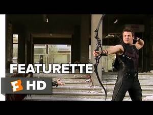 Avengers: Age of Ultron Featurette - Designing New Powers (2015) - Movie HD