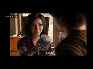 Alita - I'd give you my Heart 💓