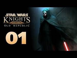 Let's Play STAR WARS Knights of the Old Republic II -MODDED- Part 1- Just Bron