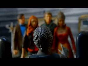 Doctor Who Figure Adventures Ep.3: Stone Cold Part 1