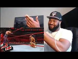 Top 10 Raw moments: WWE Top 10 April 8 2019 -REACTION