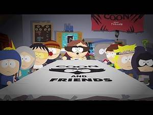 South Park: The Fractured But Whole Trailer – E3 2016 [UK]