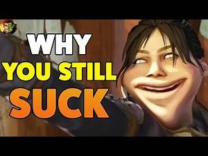 5 REASONS You STILL SUCK At Apex Legends
