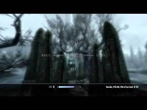 Skyrim :: All 13 Standing Stone Locations