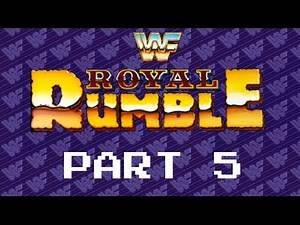 Let's Play WWF Royal Rumble, Part 5: Bad Guy, Tough Guy
