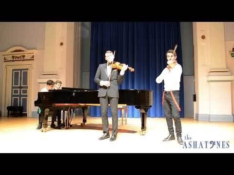 Funny Violin Duet - Csárdás - The Ashatones