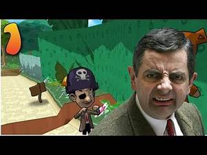Mr Bean Has a Terrible Video Game (Episode One)