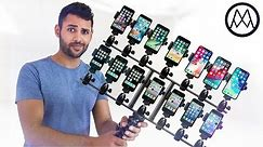 I bought every iPhone ever.