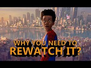 Spider-Man Into the Spider-Verse: Why You Will Rewatch It |🍿 OSSA Movies