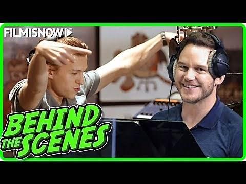 ONWARD (2020) | Behind the Scenes of Tom Holland & Chris Pratt Pixar Movie