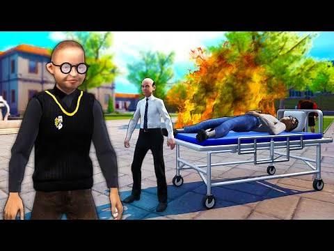 OB & I Pulled off Horrible School Pranks! - Bad Guys At School Multiplayer School Simulator