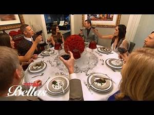 Brie makes a toast to her family accepting each other's differences: Total Divas, Oct. 26, 2016