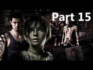 Resident Evil 0 Remastered Walkthrough : Part 15 : BAT BOSS!!! (1080p HD)