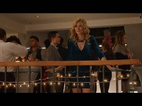 Katherine McNamara - Sexy Outfit Scene [Arrow]