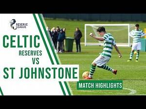 🍀 HIGHLIGHTS: Celtic Reserves defeat St Johnstone in league finale