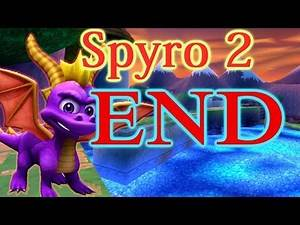 Spyro 2: Ripto's Rage - PS1 - Blind Playthrough Final Boss!