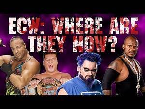 10 MORE Original ECW Wrestlers: Where Are They Now!?