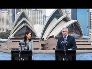 Jacinda Ardern's swipe at Morrison was 'regrettable'
