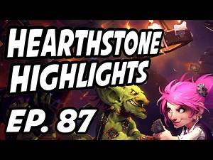 Hearthstone Daily Highlights | Ep. 87 | nl_Kripp, Tylerootd, VlpsHS, Reckful, A_Isherwood