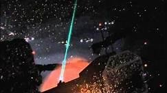 BABYLON 5 - space battle - Whitestars vs Omega-X destroyers