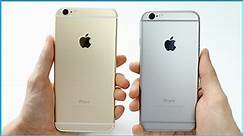 Comparatif iPhone 6 vs iPhone 6 Plus : Lequel choisir ?