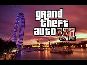 GTA 6 London De Confirmed by Rockstar Games!