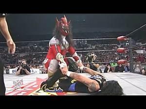 "Jushin ""Thunder"" Liger vs. Psicosis: Nitro, Dec. 6, 1999"