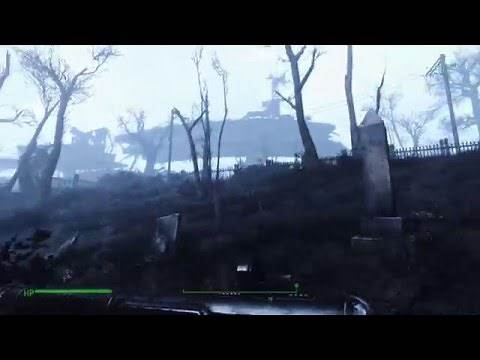 Fallout 4 Location: Wildwood Cemetery
