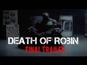 Batman: The Death of Robin Final Trailer