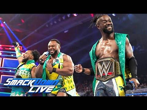 The New Day welcome back Big E: SmackDown LIVE, May 21, 2019