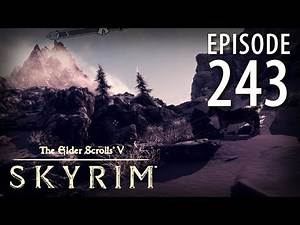 TES V: Skyrim Walkthrough in 2160p, Part 243: Leveling Up and Daedra-Hopping (Let's Play for PC)