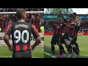 Gryphinho Joins Bournemouth!