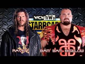 Ultimate WCW Starrcade 64 Matches - Raven vs Bam Bam Bigelow (REQUEST)