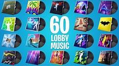 FORTNITE All Lobby Music (All 60 Lobby Music)