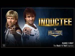 Hall OF Fame 2017 Rock N Roll Express