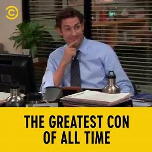 Comedy Central UK - The Greatest Con Of All TIme   The Office US